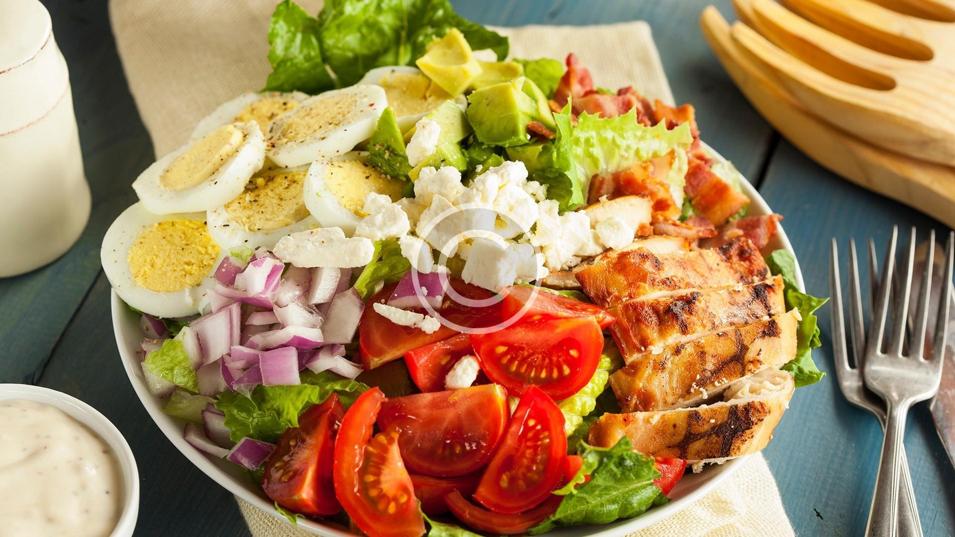 Egg and Tuna Salad
